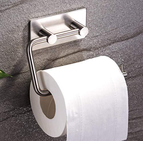 ZUNTO Selbstklebend Toilettenpapierhalter Ohne Bohren Klopapierhalter Edelstahl klorollenhalter für Badezimmer