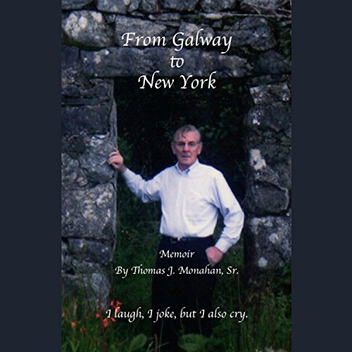 From Galway to New York audiobook cover art