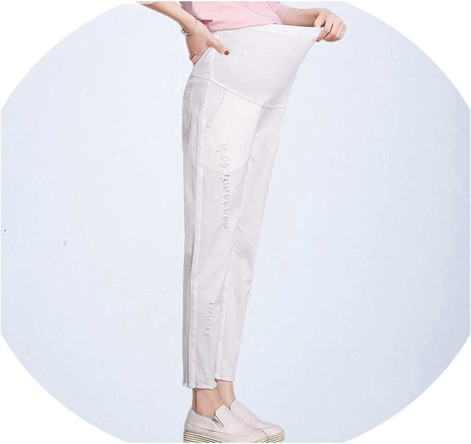 Pants for Pregnant Women Cotton Maternity Legging Pregnant Women Gestantes Pregnancy