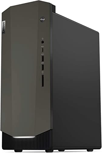 Lenovo IdeaCentre G5 Gaming Desktop (10th Gen Intel Core i5/8GB/256GB SSD + 1TB HDD/Windows 10/NVIDIA GTX 1660 Super ...