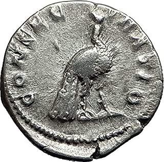 1000 IT FAUSTINA II Marcus Aurelius Wife - CONSECRATIO PE coin Good