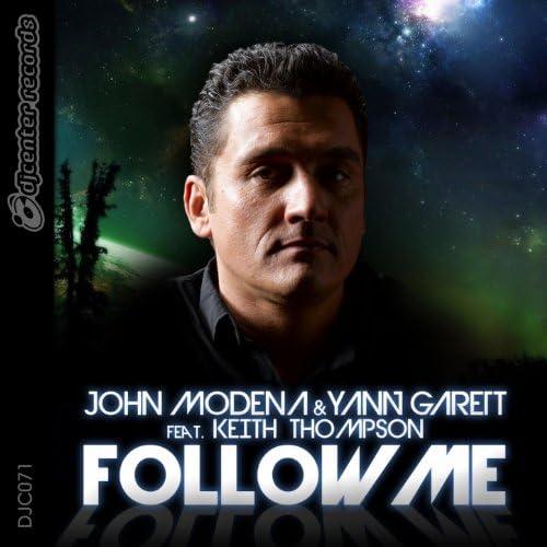 John Modena & Yann Garett feat. Keith Thompson