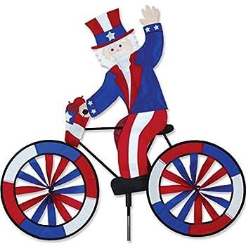 Premier Kites Bike Spinner - Uncle Sam