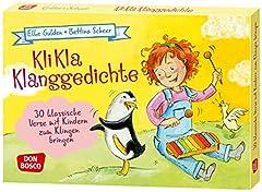 KliKlaKlang-Gedichte: 30