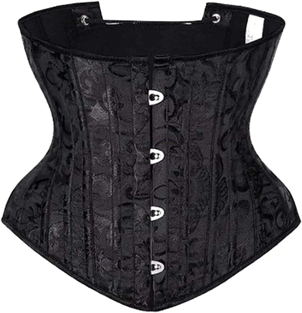 Women's Cheap mail order shopping Steampunk Bustiers Corsets Slimming Steel Bo Underbust 2021 model