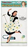 Fiddler's Elbow Oops! Did I Buy Wine Again Instead Milk?' 100% Cotton Eco-Friendly Kitchen Dish Towel
