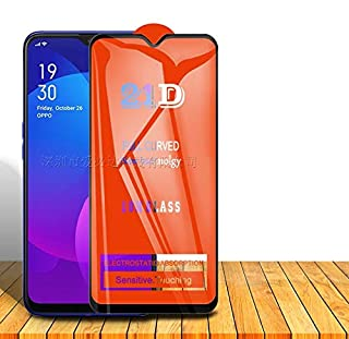 Phone Screen Protectors - 21D Cellphone Tempered Glass Film Full Curved Screen Protector For OPPO F7 F7youth F9 F11 F11pro...