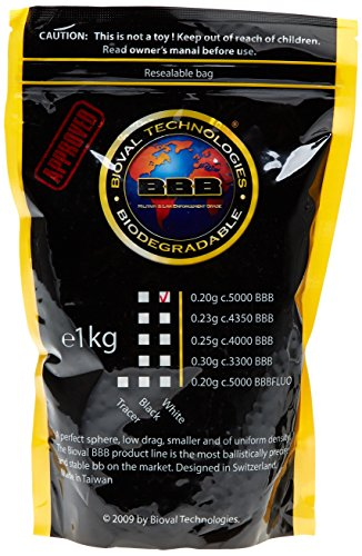 Bioval Billes Bio Blanche 0,20 g en Sachet 1 Kg