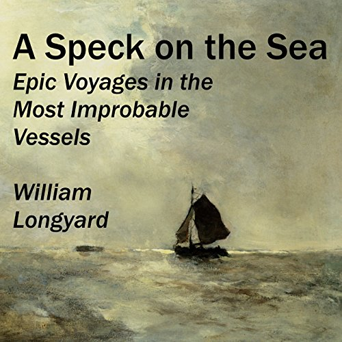 A Speck on the Sea audiobook cover art