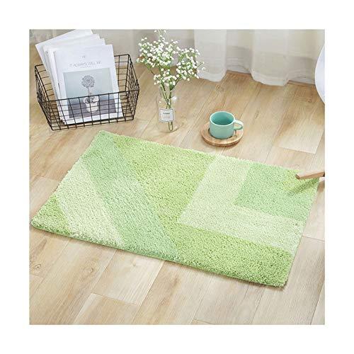 Alfombrilla de la puerta sala de estar de la sala de estar de la alfombra de la estera del pie de la entrada del pie alfombrilla de la alfombra de la alfombra de la alfombra absorción de alfombras ant
