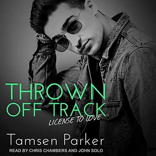 Thrown Off Track audiobook cover art