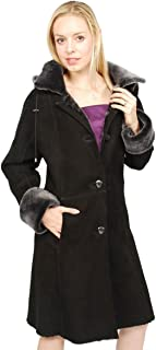 Women's Danica Shearling Coat
