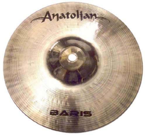 Anatolian RHHT Baris Series Regular Hi Hat Becken 14-Inch