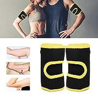 男性の姿勢を改善するための家庭用美容用再利用可能な腹帯アームブレース(yellow)