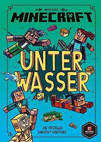 Minecraft, Unter Wasser: Ein offizielles Minecraft-Abenteuer