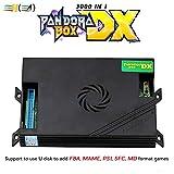 TAPDRA Pandora Box DX Versione familiare Edizione Home 3000 in 1 con Gioco 3D e 3P 4P può Salvare i progressi del Gioco Funzione punteggio Elevato Tekken Instinct Killer
