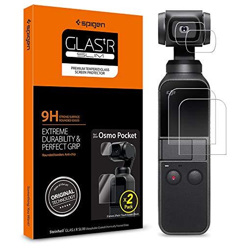 Spigen Tempered Glass Screen Protector Designed for DJI Osmo Pocket