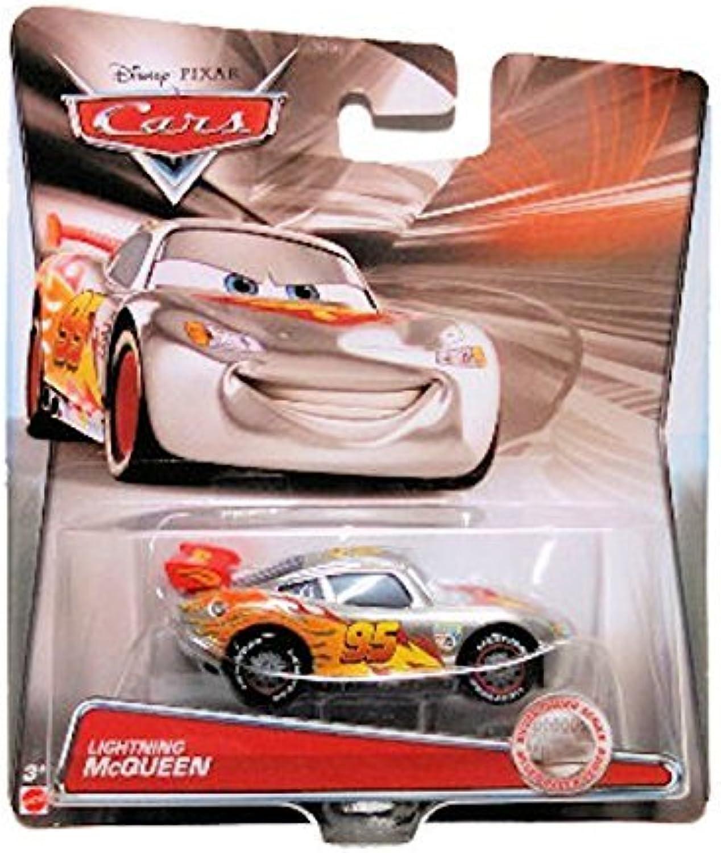 Disney Pixar Cars - 2015 Silber Racing Series - Lightning McQueen by Disney