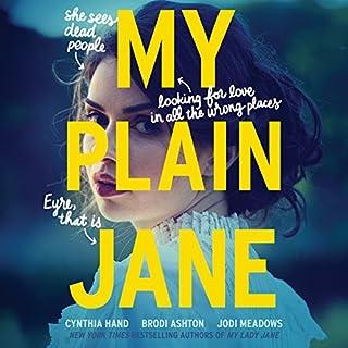 My Plain Jane cover art