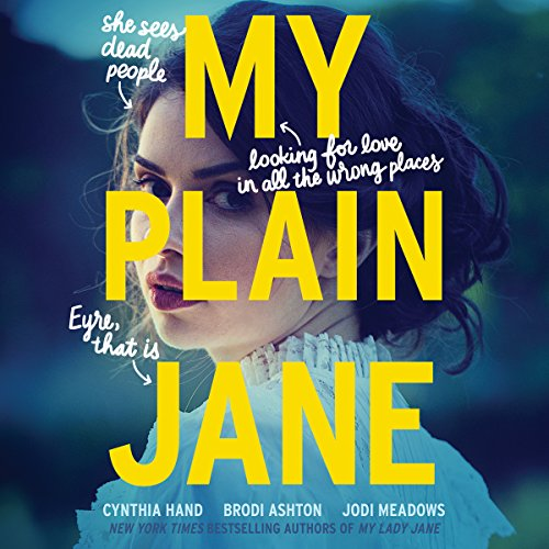 My Plain Jane cover art
