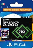 FIFA 21 Ultimate Team 2200 FIFA Points | Codice download per PS4 (incl. upgrade gratuito a PS5)- Account italiano