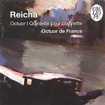 Reicha: Octuor, Op. 96 & Quintette, Op. 89