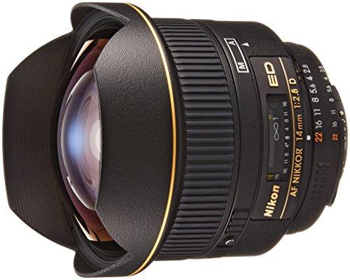 Nikon 単焦点レンズ Ai AF Nikkor ED 14mm f 2.8D フルサイズ対応