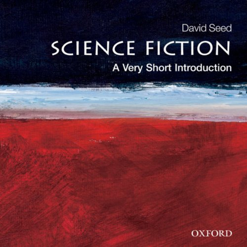 Science Fiction audiobook cover art