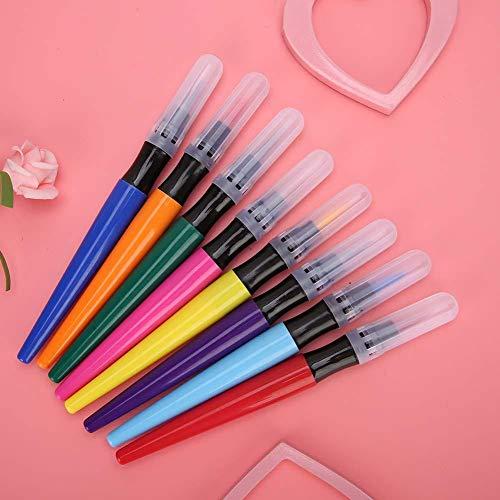 Pluma de pintura, pluma de pintura corporal de color preciso para fiestas de cumpleaños para fiestas de Halloween