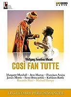 Cosi Fan Tutte - Salzburger Festspiele 1983 [DVD]