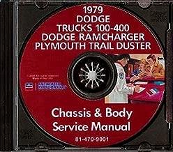 1979 dodge warlock truck