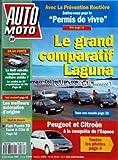 AUTO MOTO [No 134] du 01/02/1994 - LA PREVENTION ROUTIERE / PERMIS DE VIVRE -LE GRAND COMPARATIF LAGUNA -LA GOLF EST-ELLE TOUJOURS...