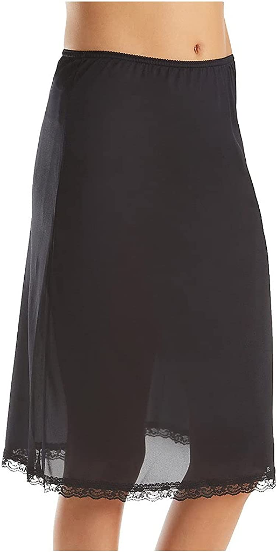 Shadowline List price Women's Essentials Manufacturer direct delivery 25 Inch S Half 2725 Slip Black