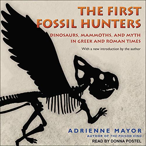 The First Fossil Hunters cover art
