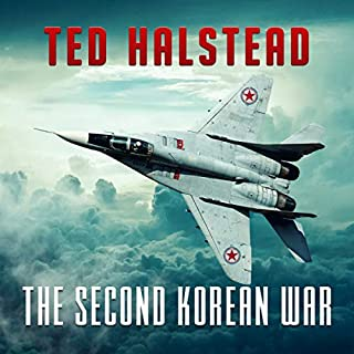 The Second Korean War audiobook cover art