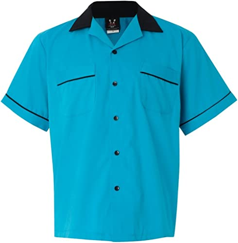 Hilton Mens Bowling Retro Gm Legend