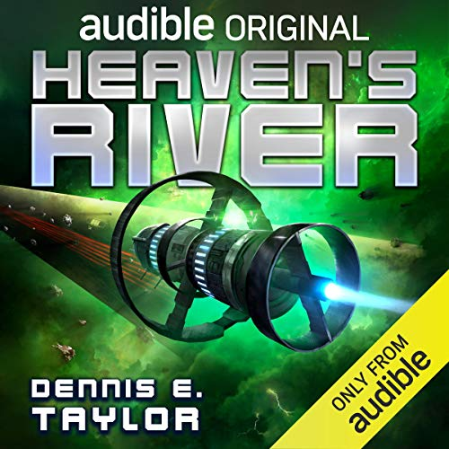 Heaven's River audiobook cover art