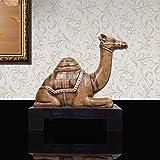 WGLG Deko-Statuen, Vintage, Tiere, Ornamente,...