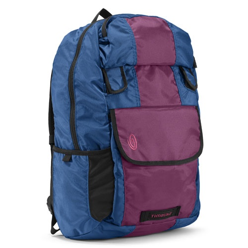 Timbuk2 Amnesia Laptop Backpack, Night Blue/Village Violet/Mulberry Purple, Medium