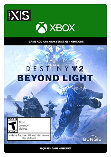 Destiny 2: Beyond Light Standard - Pre-Purchase, Xbox Series X [Digital Code]
