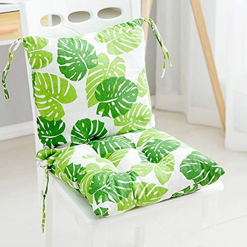Ezoon - Cuscino lombare per sedia a sdraio con schienale basso, con cerniera, per sedia reclinabile e sedia da giardino, ideale per esterni, interni, resistente alla luce UV