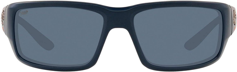 Costa Del Mar Men's Sunglasses Overseas parallel import regular item Super-cheap Rectangular Fantail