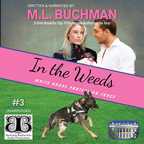 In the Weeds audiobook cover art