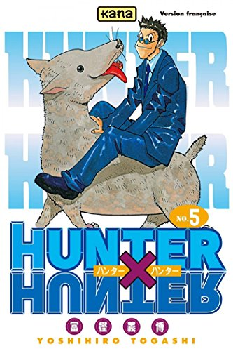 Hunter X Hunter - Tome 5 (Shonen)