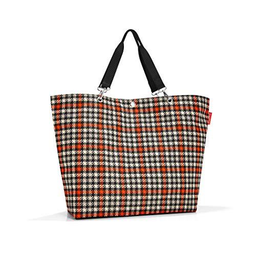 Reisenthel Shopper XL Einkaufstasche Glencheck red 35 L