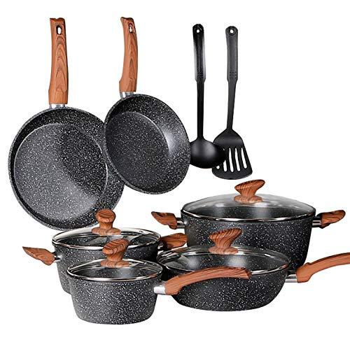 Benecook Nonstick Cookware Sets Dishwasher Safe