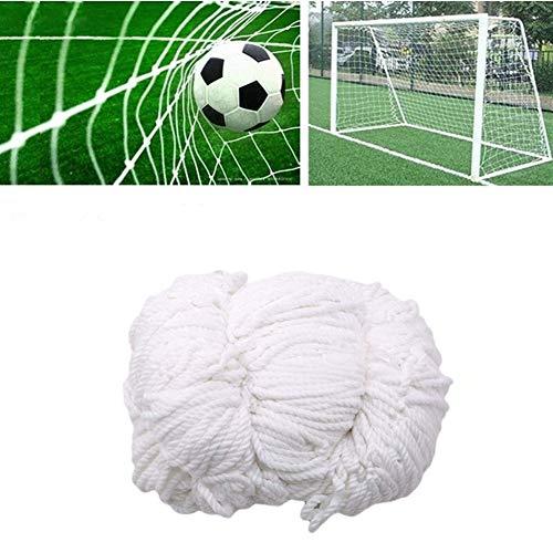 BZPOVB Fußball-Net for Fußball Torpfosten Mesh for Tore Polyethylen Ausbildungsplatz Nets Außen Footall Kinderspiel Junior Sports (Color : 3mx2mx0.7mx1.2m)