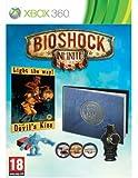 Bioshock Infinite - Premium Edition [Importación italiana]
