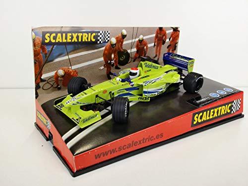 SCX Slot Scalextric 6057 Compatible Minardi F-1 'G.P. 2000' M.Gené Nº 20 Telefonica