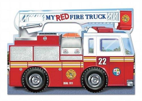 My Red Fire Truck [MY RED FIRE TRUCK] [Board Books]